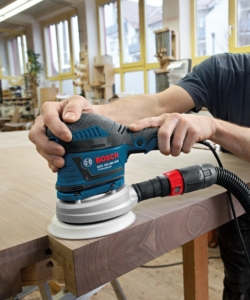 Bosch Professional GEX 125-150 AVE Exzenterschleifer