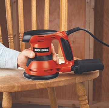 Black + Decker Exzenterschleifer