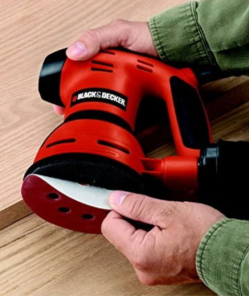 Black Decker Schleifer