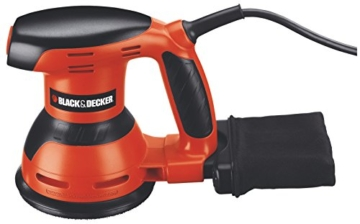 Black Decker Exzenterschleifer